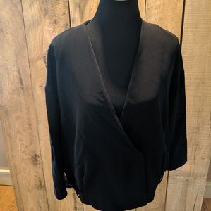 Zara Outerwear Department black blazer large